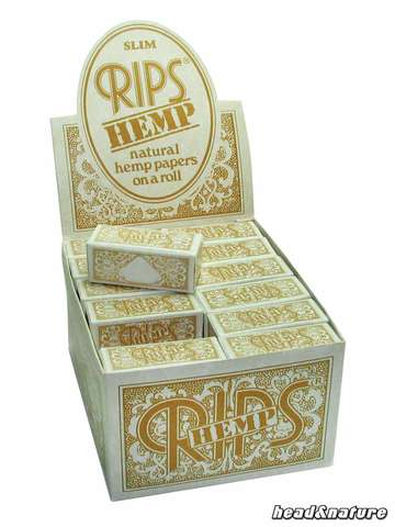 Rips Rolls chanvre slim - 24 x