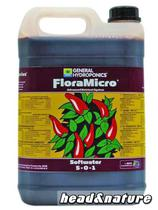 GHE - FloraMicro Soft-Water 5 litres #0