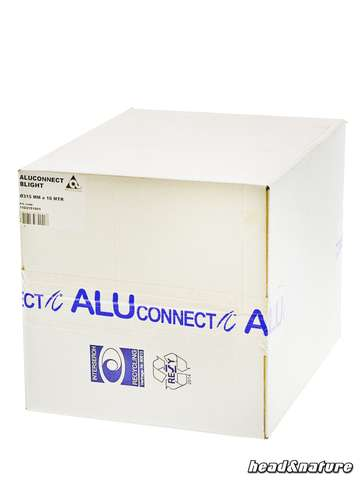 Gaine Alu 315mm - 10m