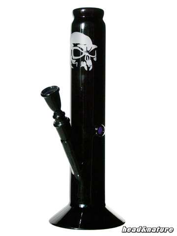 Black Art Bang Skull 31cm