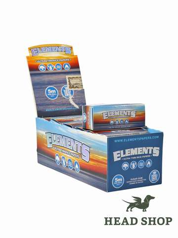 Elements King Size Rolls- 10 x
