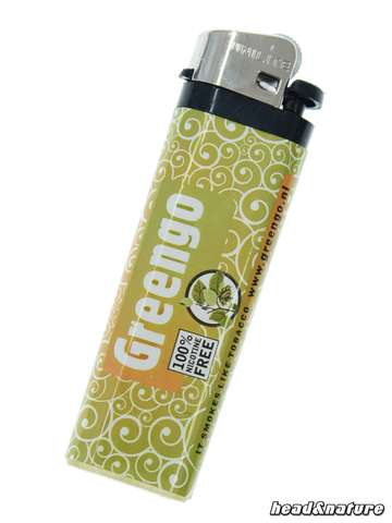 Greengo Briquet