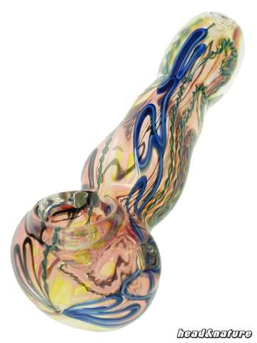 "G-Spot Pipe cuillère  ""Liquid Energy"""