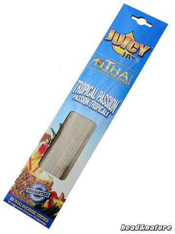 "Juicy Jays encens ""Tropical Passion"""