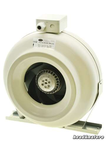 Can-Fan (Ruck) Metal ventilateur inline RS250 - 250mm - 890m³/h
