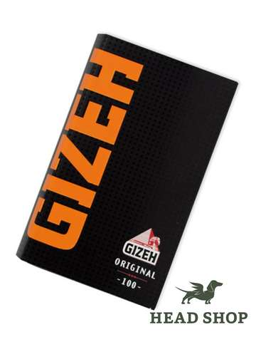 Gizeh Black Original (Orange)