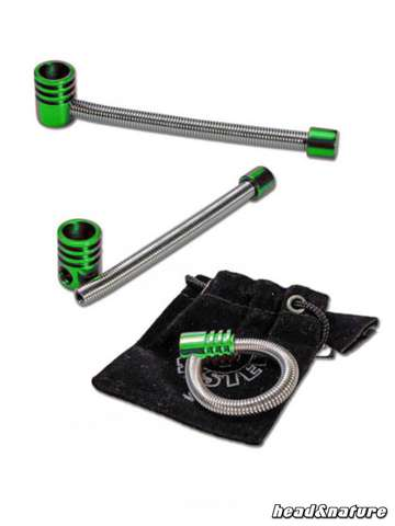 Twister Spring Pipe S vert