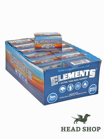 Elements Single Wide Rolls Paperbox  - 24 x