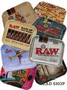RAW Rolling Tray Plateau à rouler Medium