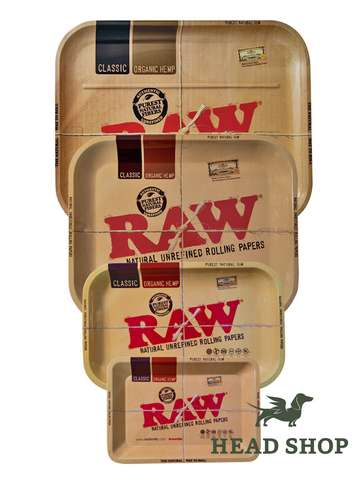 RAW Rolling Tray Classic - différentes tailles