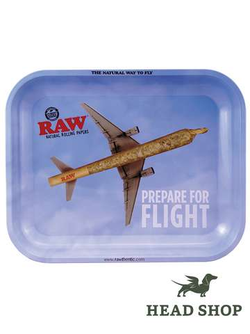 RAW Rolling Tray Plateau à rouler Flying